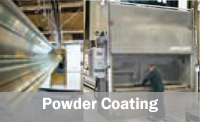 powder coating